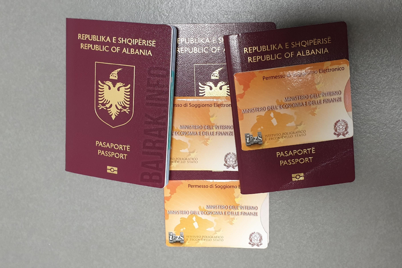 Cosa Serve Per Rinnovare Il Passaporto Albanese In Italia Bajrak